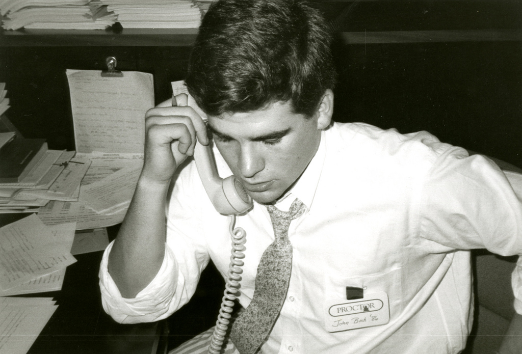 disappearance of the phone call