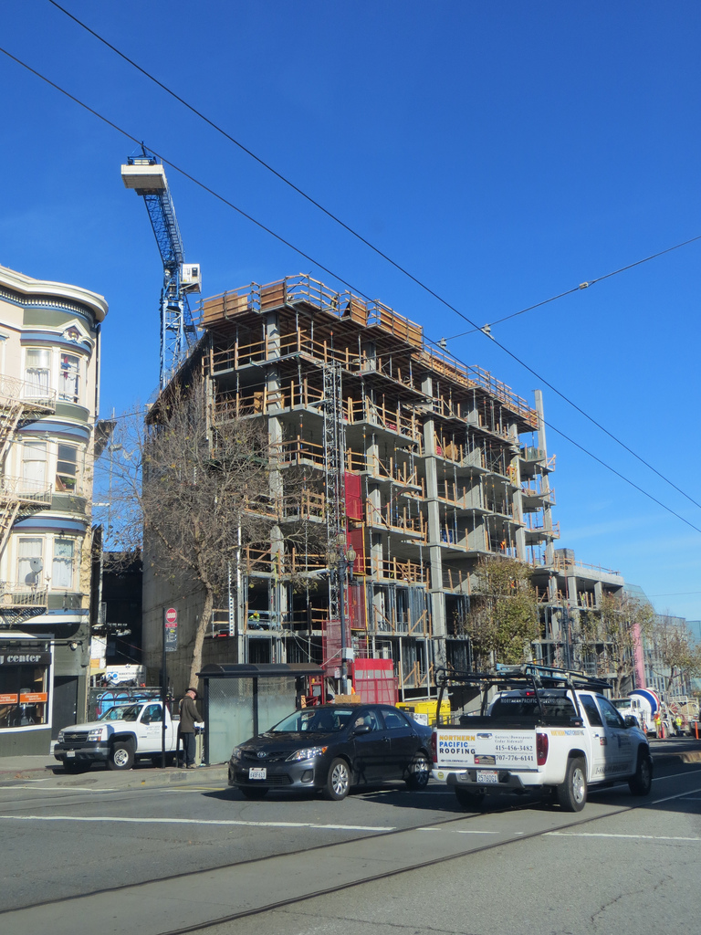 San Francisco new construction