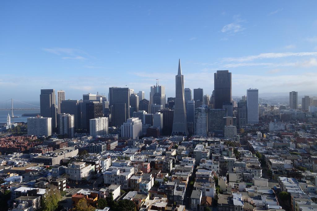 commercial buildings San Francisco